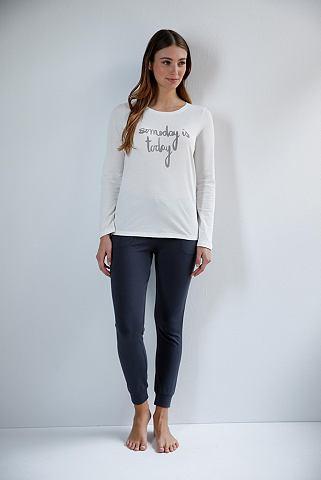 Loungewear-Hose mir узкий штанина