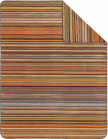 Плед »Stripes« с bunten St...