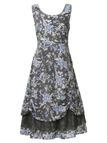 Платье с с драпировкой