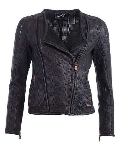 Куртка кожаная для женсщин Sila