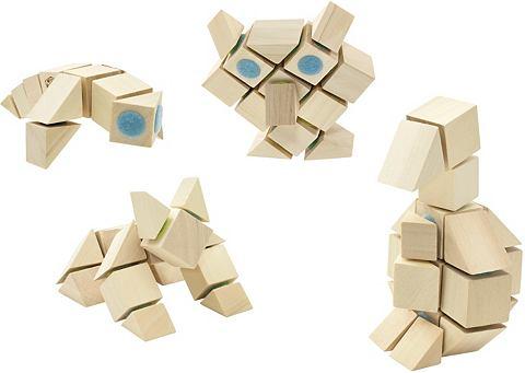 Блоки из дерева с Klettverbindung &raq...