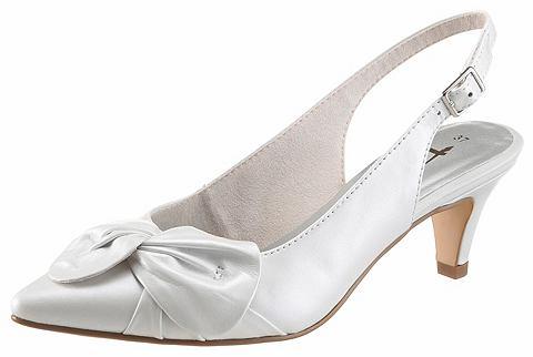 Туфли с открытой пяткой