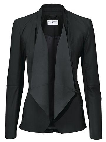 Куртка кожаная Ziegennappa