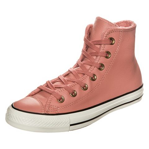Chuck Taylor All Star Leather высокий ...