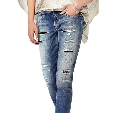 ZERRISSENE джинсы для молодежи