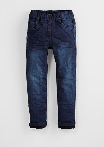 Treggings: Dunkle узкие джинсы f