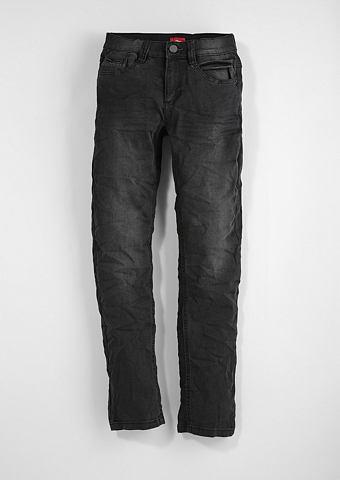Seattle Зауженные цветной узкие джинсы...