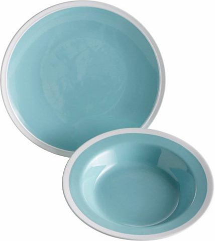 Набор тарелок Steingut 8 Teile