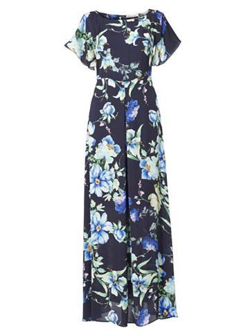 Платье с цветы