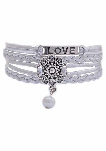 Браслет »LOVE Blume«