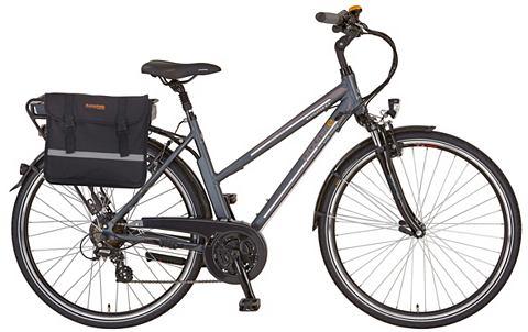 Da. велосипед туристический электричес...