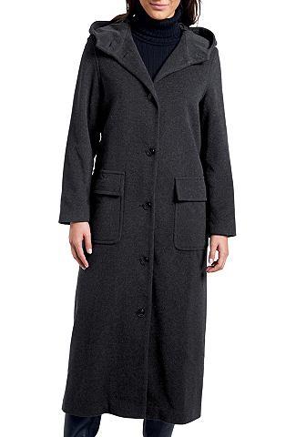 Пальто из Wolle