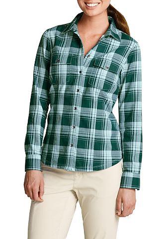 Блуза из фланель