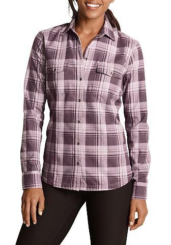 EDDIE BAUER Блузка с длинным рукавом