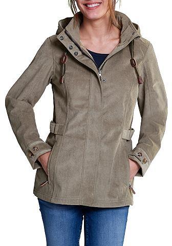 Куртка мягкая в Cord-Optik