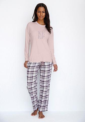 Фланель брюки пижамные в Karo-Design