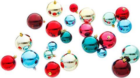 Kalėdinės dekoracijos (86vnt.)