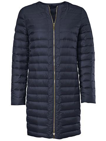Куртка с отворотом glatt или gesteppt