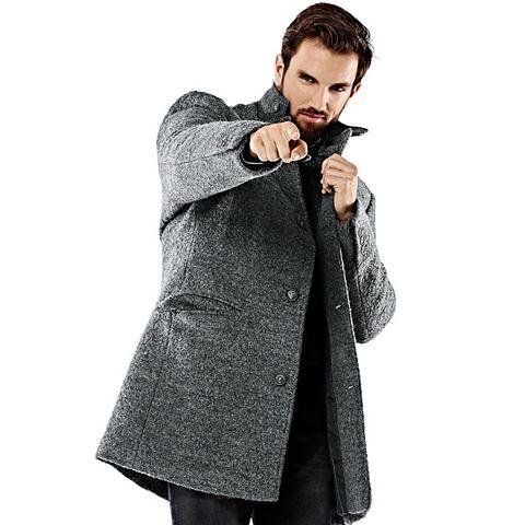 Модный пальто шерстяное