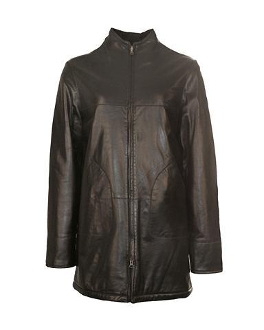 Пальто кожаное для женсщин Liere