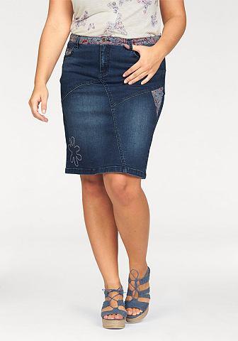 Юбка джинсовая »Pencil Skirt&laq...