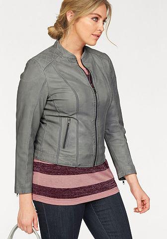 Куртка кожаная »Super-Stretch&la...