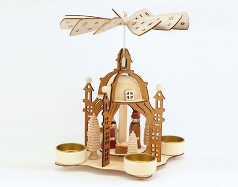 Pyramide для 4 Teelichte Heilige Famil...