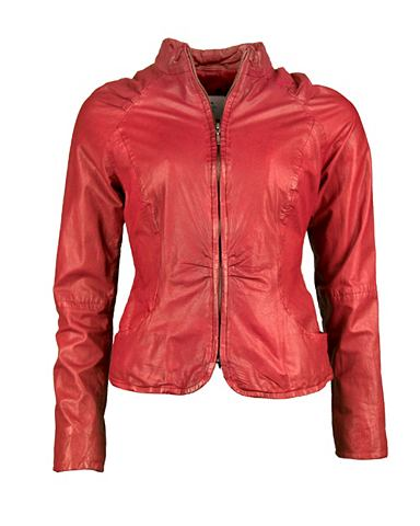 Куртка кожаная для женсщин TX-17