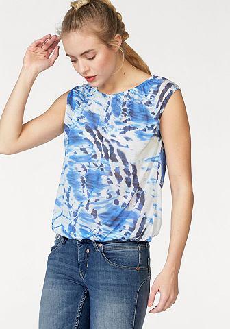Блуза с круглым вырезом »Elina&l...