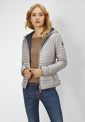 Куртка с капюшон »Paige«