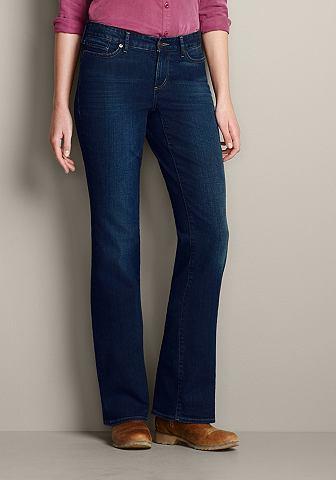 Curvy Прямые джинсы