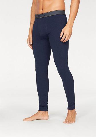Длиный Нижние штаны unifarben