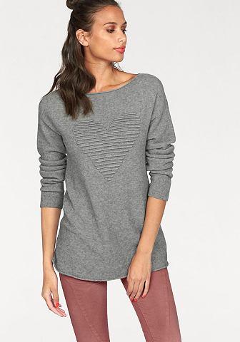 Please джинсы пуловер трикотажный