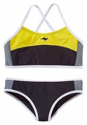 Kanga ROOS купальник в спортивный стил...