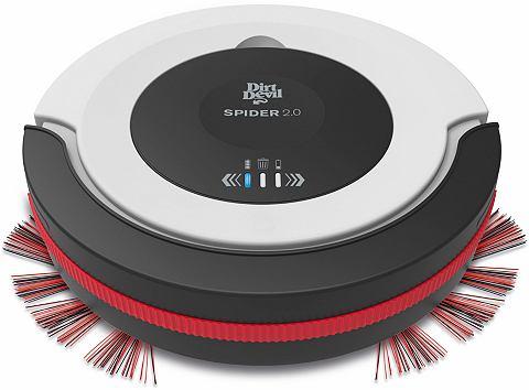DIRT DEVIL Робот-пылесос Spider 2.0 - M612 beutel...