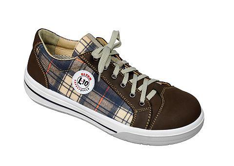 Ботинки защитные »Checker Low&la...