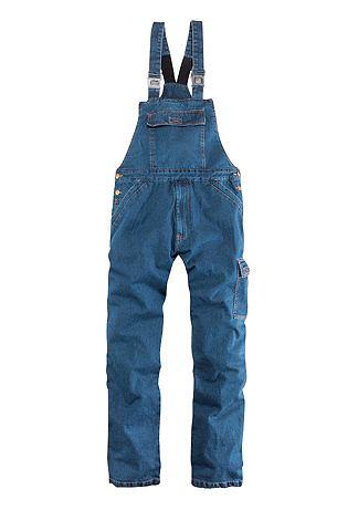 Комбинезон джинсовый 2 частей набор