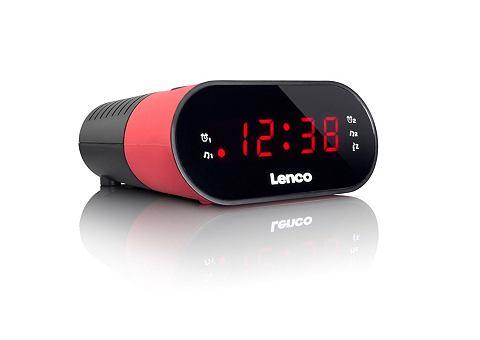 Uhrenradio с LED-Display & 2 Weckz...