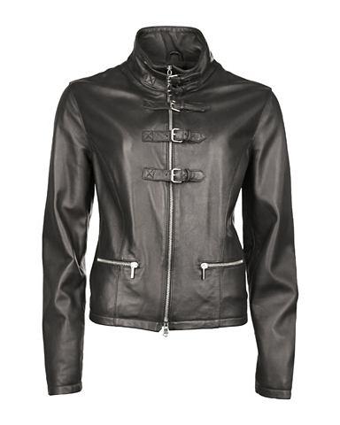 Куртка кожаная для женсщин 16-55