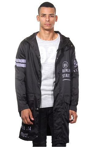 Пальто короткое узкий форма