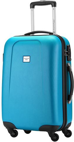 "HAUPTSTADTKOFFER Пластиковый чемодан на колесах ""W..."