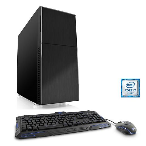 Gaming PC Core i7-6700 Ge Force GTX 10...