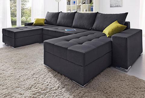 COLLECTION AB sofa su miegojimo funkcija