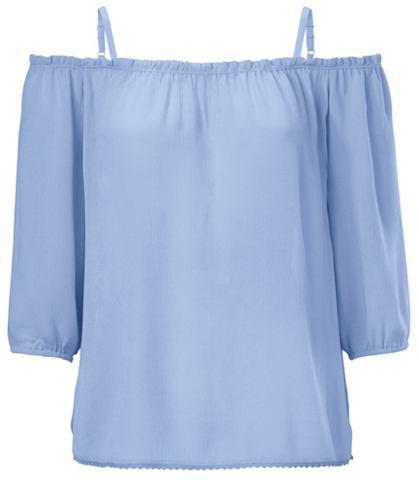 Блузка в стиле кармен с Spaghettitr&au...