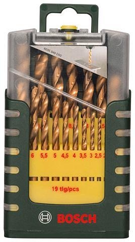 Комплект: Metallbohrer »HSS-Ti N...