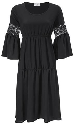 Кружевное платье с 3/4 рукава