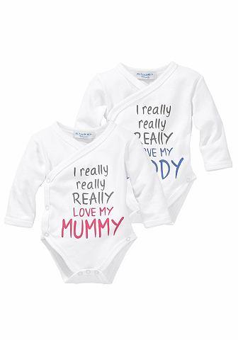 Боди для младенцев с длинным рукавом (...