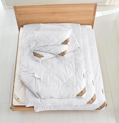 Одеяло и подушка »GMK Schurwolle...