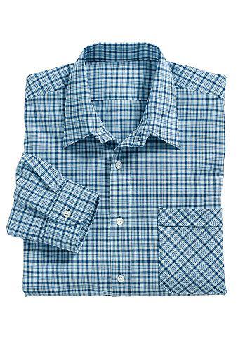Рубашка в клетку из чистый хлопок