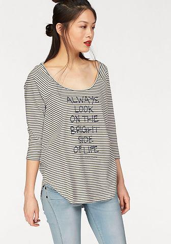 Блуза с круглым вырезом »Emilia&...